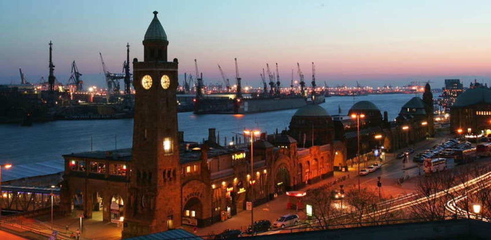 ... Bremerhaven (Deutschland) bis Hamburg (Deutschland) - Seereise 46404